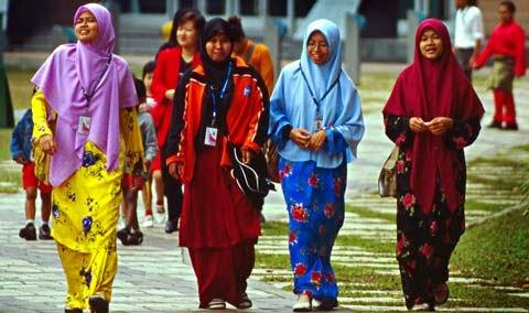 Tìm hiểu về vai trò của Phụ nữ trong Islam