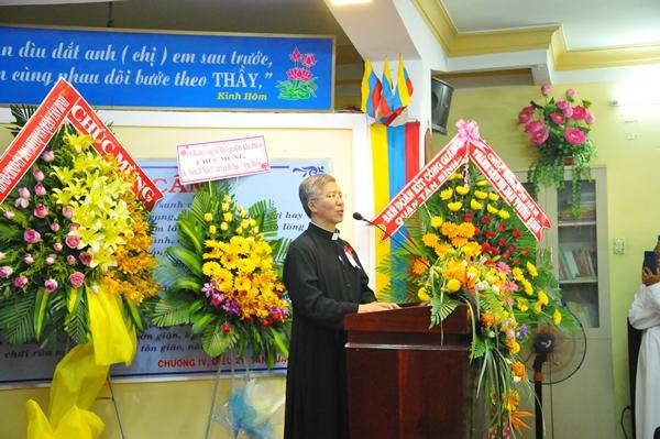 Phát biểu của Ban MV ĐTLT TGP Tp.HCM dịp kỷ niệm 20 năm thành lập Họ đạo Trung Hiền