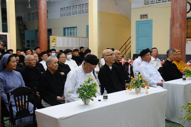 Tam Tông Miếu: Minh Lý Đạo Khai năm 98 (08.01.2021)