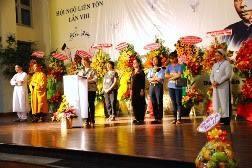 Nhìn lại 8 kỳ Hội Ngộ Liên Tôn (2011-2018)