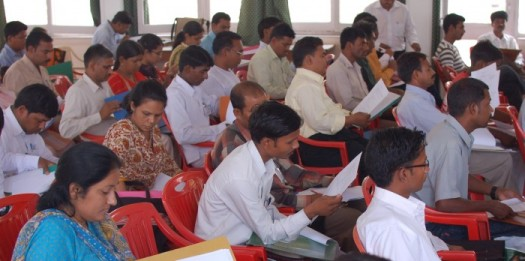 Ấn Độ: Lớp Kinh Thánh dành cho tín đồ các tôn giáo