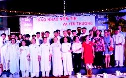 Lễ hội Mừng Chúa Giáng sinh năm 2019 tại TT Vô Vi Huỳnh Quang Sắc