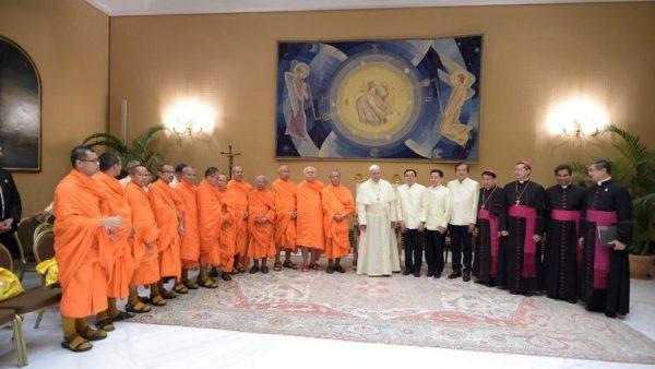 Thư Hội đồng Toà Thánh đối thoại liên tôn chúc mừng lễ Phật Đản