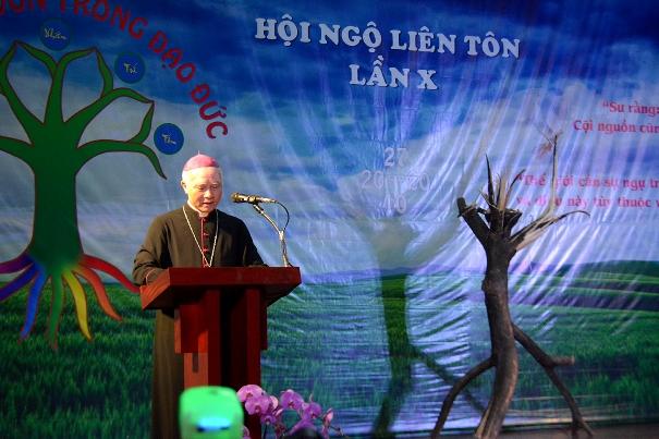 HNLT 2020: Lời chúc mừng Hội ngộ Liên tôn X