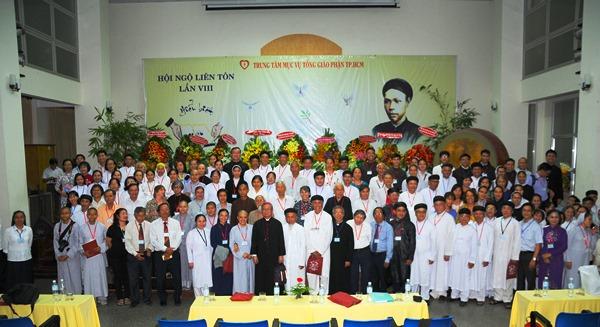 20 Sự kiện Liên tôn và Đại kết năm 2018 tại Việt Nam