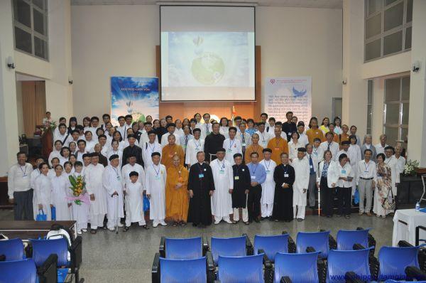 Hội ngộ Liên tôn 2013: Hiệp tâm vun đắp an hòa
