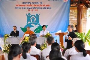 Hội thảo liên tôn về gia đình (20.5.2017)