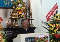 Phát biểu của Ban MV ĐTLT TGP Tp.HCM dịp Đại lễ Khánh đản Đức Thái Thượng Đạo Tổ