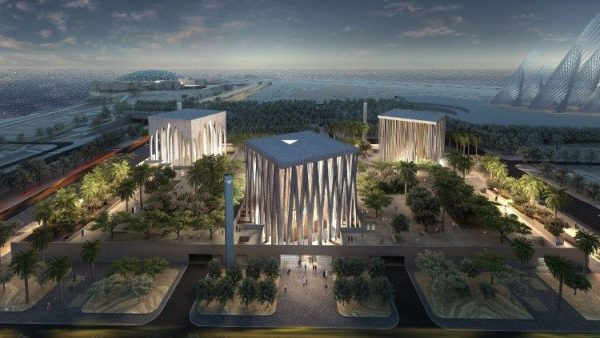 """""""Ngôi nhà Gia đình Abraham"""" tại Abu Dhabi sẽ được khánh thành vào năm 2022"""