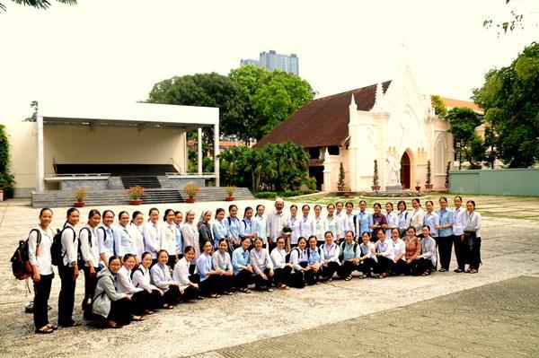 Học viện Phaolô Nguyễn Văn Bình giao lưu với Imam Ngọc Đạt (08.11.2019)