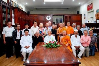 TTMV: Tiếp đón phái đoàn Phật giáo Thái Lan