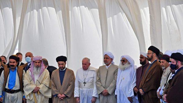 Tông du Iraq: ĐGH cầu nguyện với các tôn giáo cùng tổ phụ Ápraham tại quê hương tổ phụ