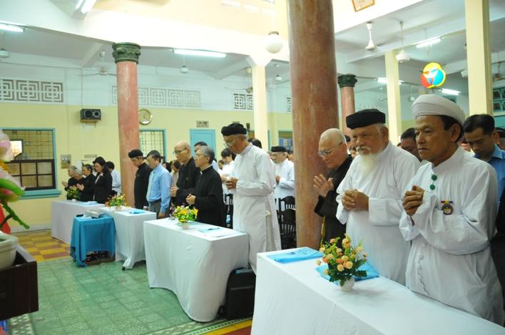 Tam Tông Miếu: Kỷ niệm 95 năm ngày Minh Lý Đạo Khai (12.01.2018)