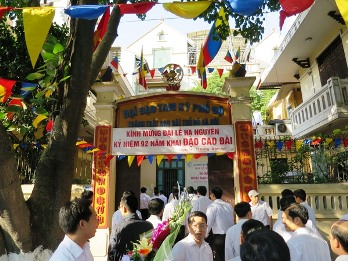 Học và hành - Cảm nhận sau buổi đi thăm Thánh Thất Cao Đài Hà Nội
