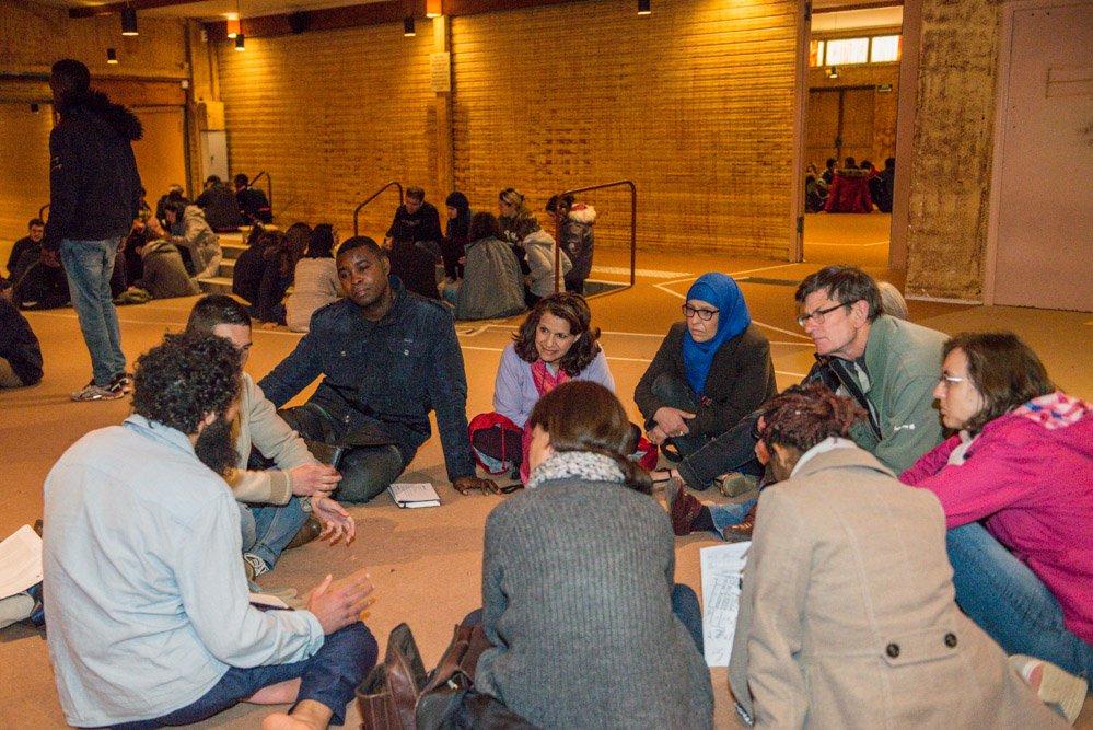 Các bạn trẻ Hồi giáo và Kitô giáo gặp gỡ tại Taizé