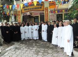 Chủng sinh thăm Thánh rhất Cao Đài Hà Nội (13.11.2018)