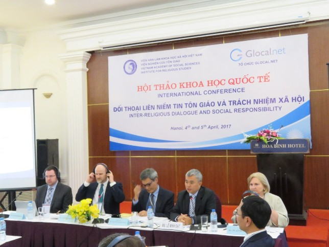 Nhu cầu thiết lập đối thoại liên niềm tin tôn giáo ở Việt Nam trong xu thế hiện đại