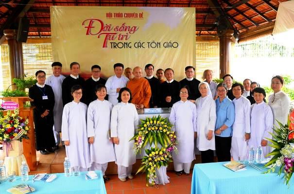 Hội thảo chuyên đề: Đời sống tu trì trong các Tôn giáo