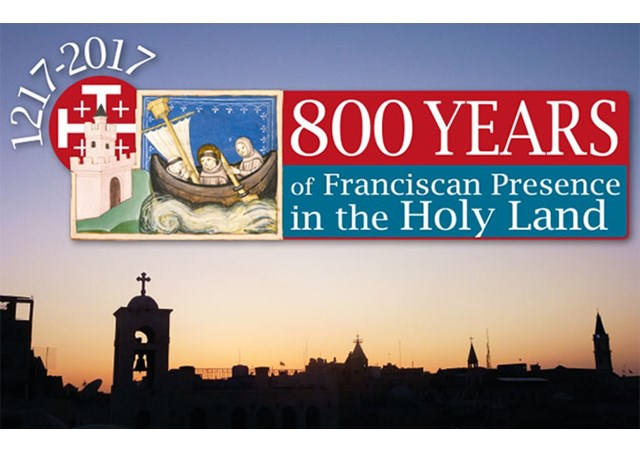 Sứ điệp Đức Giáo hoàng: 800 năm dòng Phanxicô tại Thánh Địa
