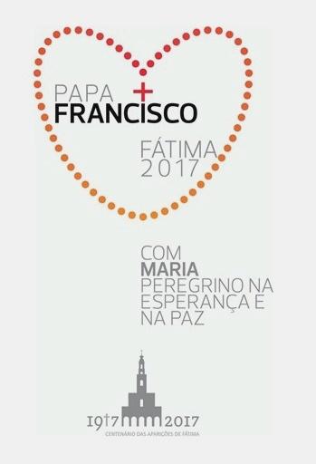 Công bố logo chính thức chuyến tông du Fatima của ĐGH Phanxicô