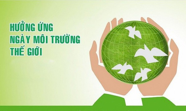 Hưởng ứng ngày môi trường thế giới (05.06.2021)