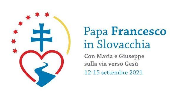 Chủ đề và logo chuyến viếng thăm của ĐGH tại Slovakia