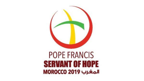Logo chính thức chuyến viếng thăm Marốc của ĐGH Phanxicô