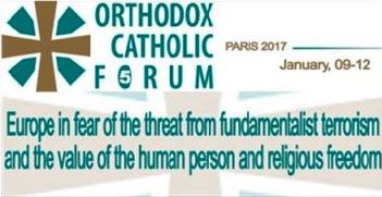 Hội thảo Công giáo -Chính thốnggiáo châu Âu lần thứ 5
