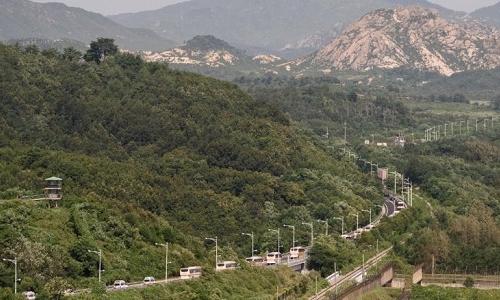 Các Kitô hữu trẻ gặp gỡ tại khu phi quân sự giữa hai miền Triều Tiên