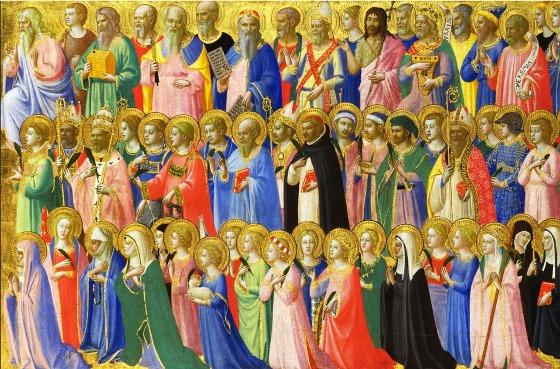 Nước trời là của họ: SN Tin Mừng – Lễ Các thánh nam nữ  (01.11.2017)