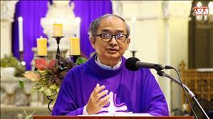 Bài giảng trong Thánh lễ thứ Sáu- Tuần 5 Mùa Chay