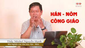Bài 1: Hán-Nôm Công giáo
