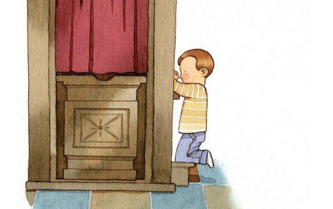 Giải thích 7 bí tích như thế nào mà con trẻ không nhàm chán