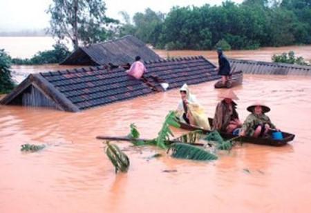 Thư kêu gọi: Cứu trợ khẩn cấp lũ lụt Miền Trung