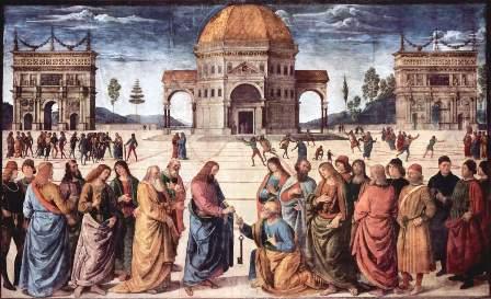 Học hỏi Phúc âm CN XXI TN A (Mt 16,13-20) - P.1