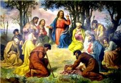Học hỏi Phúc âm CN VIII TN A (Mt 6,24-34) - P.1