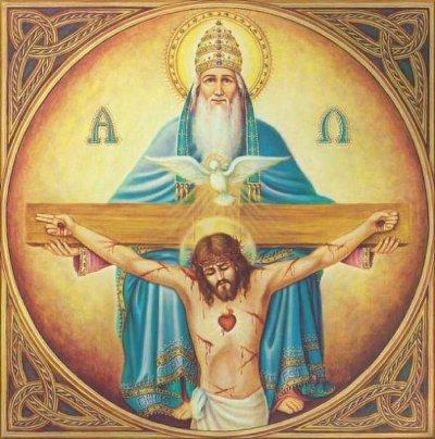 Cầu nguyện với Chúa Ba Ngôi