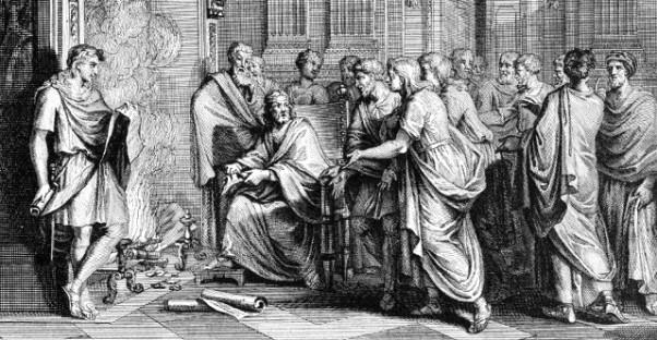 Đón nhận hay chối từ Lời Chúa theo (2 V 22-23) và (Gr 36)