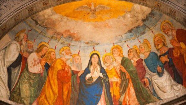 Công giáo và Anh giáo Ailen gửi sứ điệp chung lễ Hiện Xuống