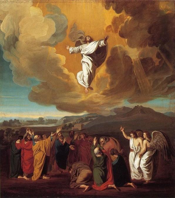 Chúa lên trời - có chăng một cõi đi về?