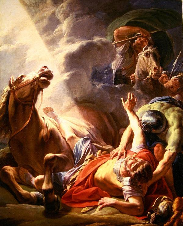 Con phải làm gì?: SN Tin Mừng thứ Sáu - Thánh Phaolô Tông đồ, trở lại (25.01.2019)