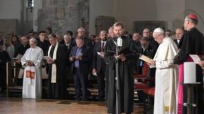 ĐGH Phanxicô cầu nguyện đại kết tại Riga, Lettoni (24.09.2018)