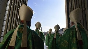 ĐGH Phanxicô cử hành Thánh lễ khai mạc Thượng HĐGM về giới trẻ (03.10.2018)