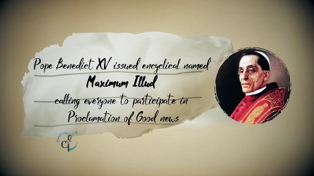 Cao cả và tầm thường: bài học truyền giáo từ Maximum Illud