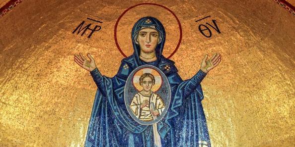 Đức Maria – Mẹ Giáo hội