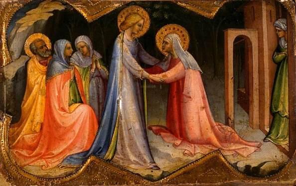 Đức Maria, Hòm bia của Giao ước mới