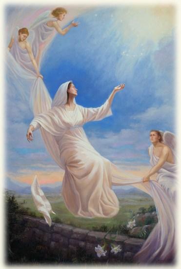 Em thật có phúc: SN Tin Mừng Lễ Đức Mẹ lên trời (15.8.2017)