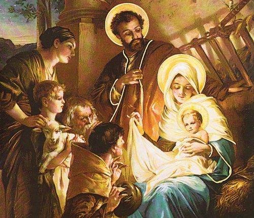Ngôi Lời đã thành người: SN TM thứ Hai - Ngày VII trong tuần Bát nhật Giáng Sinh (31.12.2018)