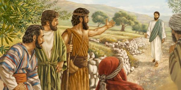 Tôi đã thấy: SN Tin Mừng thứ Năm - Danh Thánh Chúa Giêsu (03.01.2019)