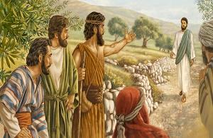 Học hỏi Phúc âm CN II TN A (Ga 1,18-24) - P.1